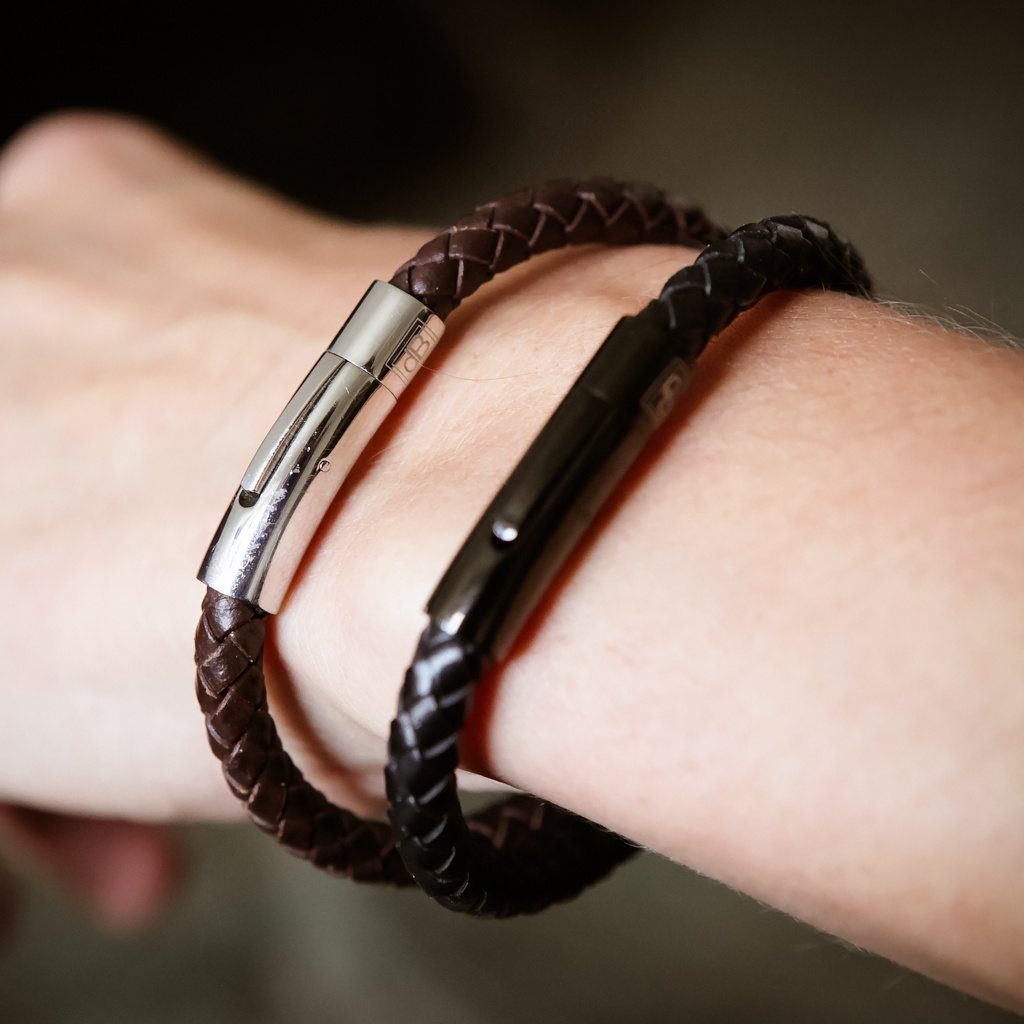 Leder Armband Leather Bracelet