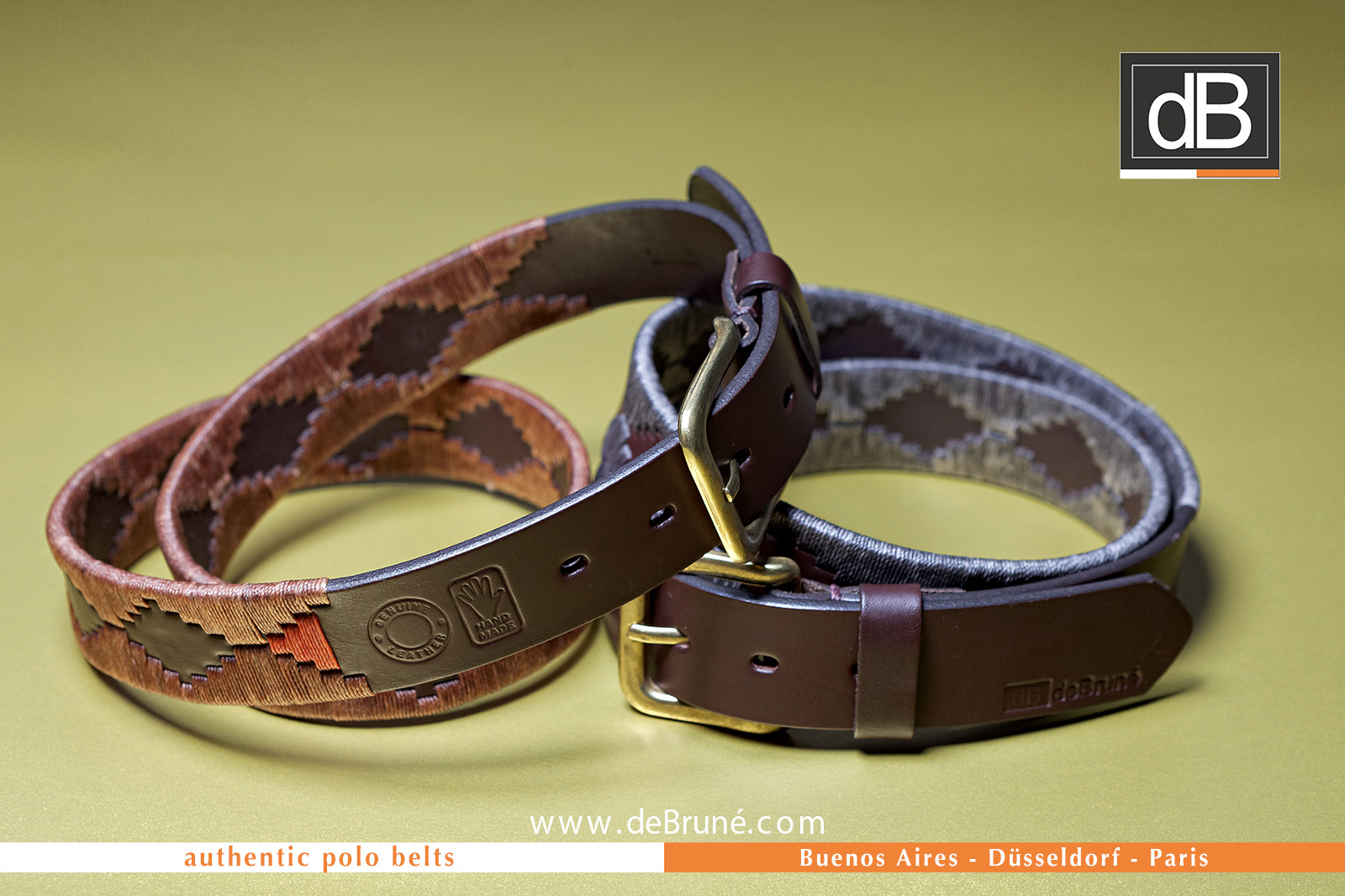 the ORIGINAL Polo Belt - the real one