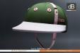 English style - big visor (rosé)
